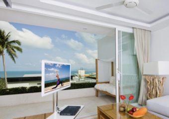 Modern style – sample photo of interior