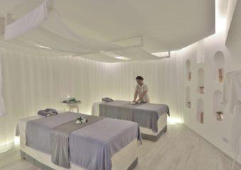 Massage facilities – sample photo of interior
